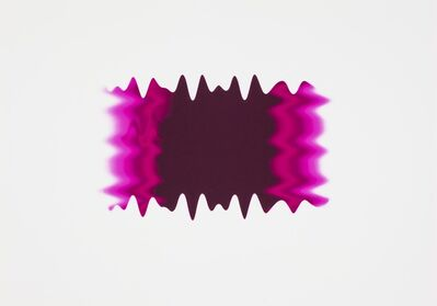 Peter Saville, 'New Wave Pink I', 2013