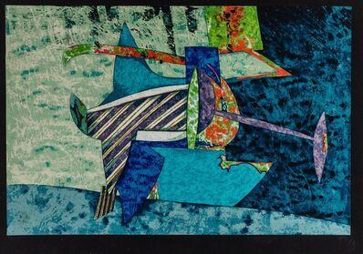 Gianni Dova, 'Composition', 1971