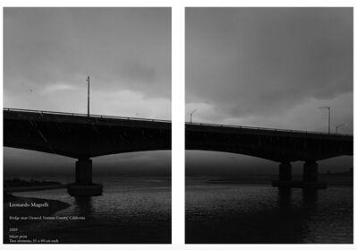 Leonardo Magrelli, 'Bridge near Oxnard, Ventura County, California', 2020