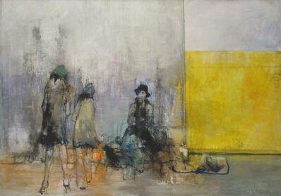 Jean Jansem, 'La brocante', 1975