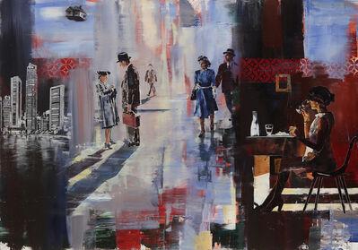 Douglas Schneider, 'The Station'