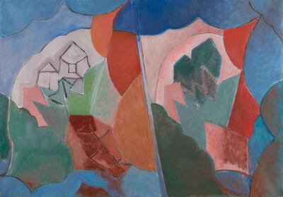 Deborah Rosenthal, 'Doubled Landscape (Familiar Sights)', 2011