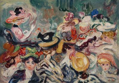 Louis Valtat, 'Les chapeaux', Unknown