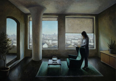 Marc Chalmé, 'La lettre '