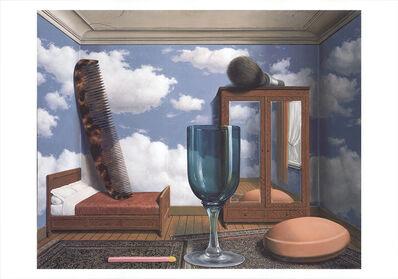 René Magritte, 'Les Valeurs Personnelles', 2015