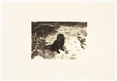 Michele Zalopany, 'Dog', 1988