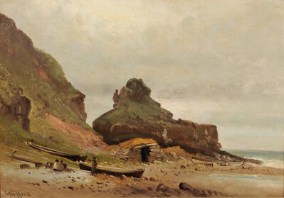 Charles Henry Gifford, 'The Northern Coast of Ireland'