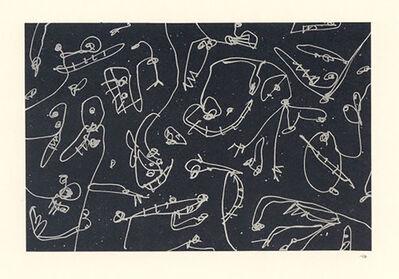 Antonio Saura, 'Serie Abierta-5', 1989