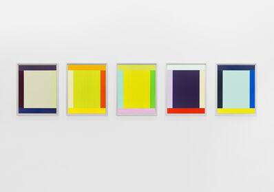 Imi Knoebel, 'ANIMA MUNDI 36-5 Ed. II', 2010-2011