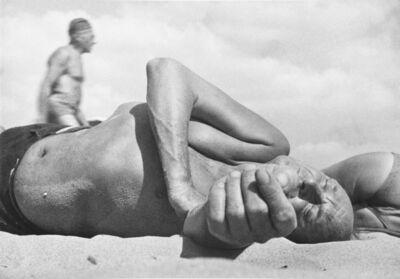 Leon Levinstein, 'Coney Island, Brooklyn', 1955