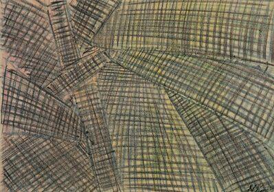 Mario Nigro, 'Dallo spazio totale', 1953
