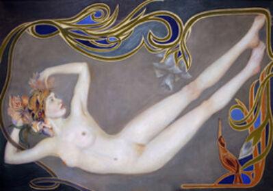 Bella Matveeva, 'Leda and the Swan', 1995