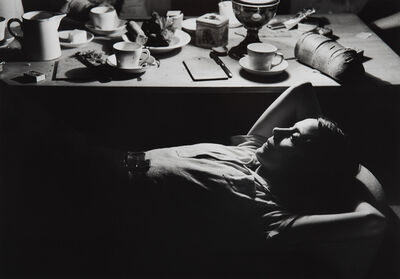 Willy Ronis, 'Nuit au châlet', 1935