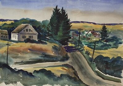 Charles De Carlo, 'Truro', 1946