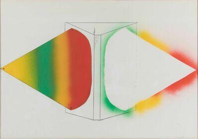Rodolfo Aricò, 'Spettro Solare', 1966