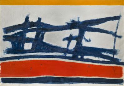 Jack Tworkov, 'Bar Decoration I', 1963-1964