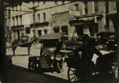 Ira Martin, 'Richardson Bros. Butchers and Ship Chandlers, Jacksonville, Florida', ca. 1923