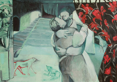 Carole Robb, 'Passionate Collisions', 2014