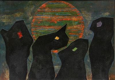 Roberto Crippa, 'Landscape', anni 60
