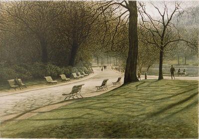Harold Altman, 'Benches, 1982', 1982