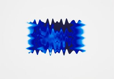 Peter Saville, 'New Wave Blue II', 2013