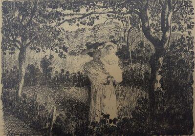 Henri Lebasque, 'La Promenade au Jardin', 1903