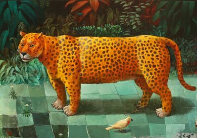 Sylvain Lefebvre, 'The Leopard', 2021