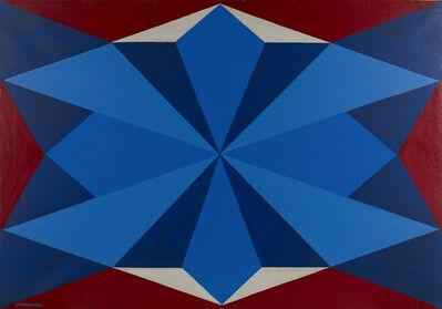 Galliano Mazzon, 'Irradiazione', 1973