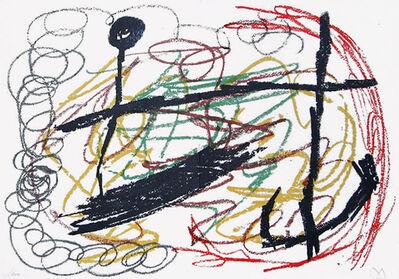 Joan Miró, 'Obra Inedita Recent (plate IX)', 1964