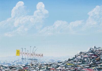 Jeff Gillette, 'Disneyland Landfill', 2016
