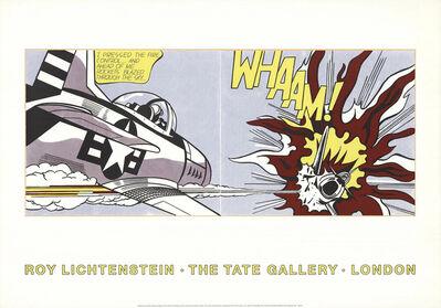 Roy Lichtenstein, 'Wham!', 1991