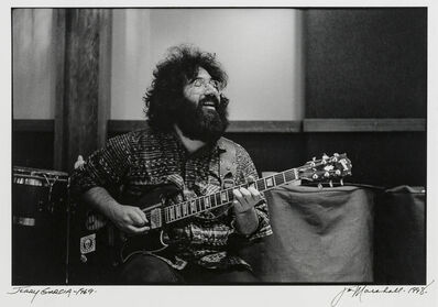 Jim Marshall, 'Jerry Garcia', 1969