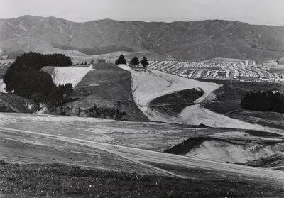 Pirkle Jones, 'Untitled (Plowed landscape)', nd