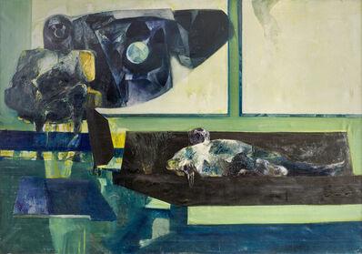 Renzo Vespignani, 'Dimora', 1964