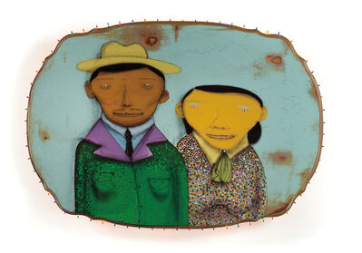 OSGEMEOS, 'Cleidilsom e Asvania', 2008