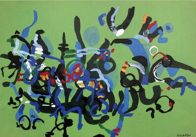 Carla Accardi, 'Senza titolo', 1953-1954