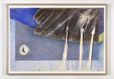 Daniel Pommereulle, 'La Fatigue du Ciel (série)', 1981