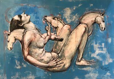Ernesto Capdevila, 'Azul Fertil', 2019