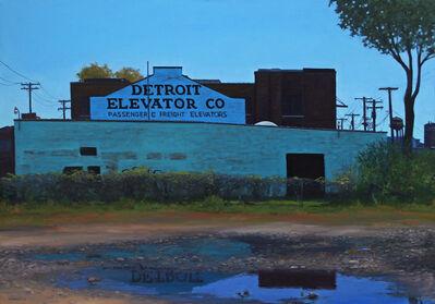 Stephen Magsig, 'Detroit Elevator', 2010