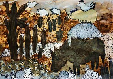 Hilda Hiary, 'Creatures 2', 2019