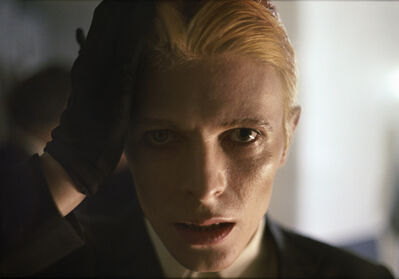Geoff MacCormack, 'David Bowie: The Man Who Fell to Earth, 1975', 1975