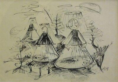 Hannah Höch, 'Die Puppen'