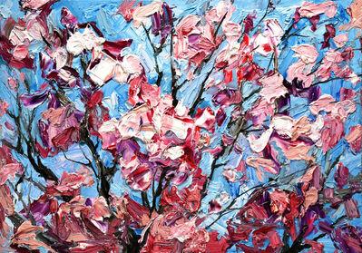 Olga Novokhatska, 'Arbre en fleurs', 2018