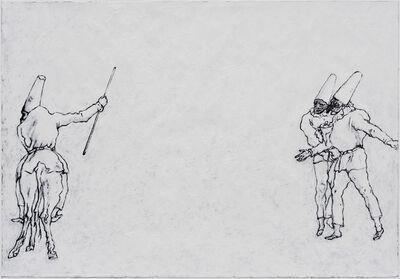 John Murphy (b.1945), 'Nothing, Wait and See', 2015