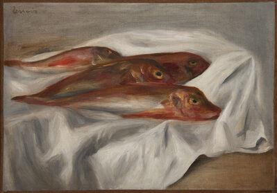 Pierre-Auguste Renoir, 'Les rougets', 1885