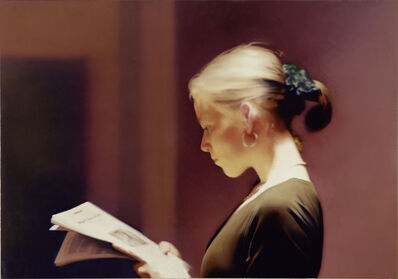 Gerhard Richter, 'Lesende', 1994