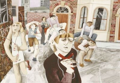 George Large, ''LONDON KIDS''