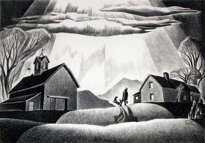 Dale Nichols, 'Partners', 1950