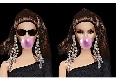 Cecile PLAISANCE, 'Kim in Gucci', 2020