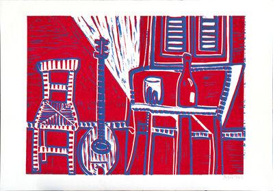 """Sotos Zachariadis, '""""Chambre de Rembetis""""', 2002"""